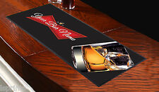PERSONALISED WHISKEY RED LABEL BAR RUNNER IDEAL FOR PARTYS  ANY OCCASION PUB