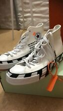 Converse Chuck Taylor x Off White US 9
