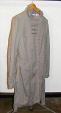Manteau gris de marque « VILA clothes» taille M (  38) style Second New Coat