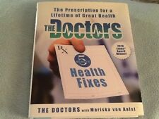 THE PRESCRIPTION FOR A LIFETIME OF GREAT HEALTH THE DOCTORS HARDCOVER