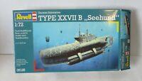 1942//43 HP Models 1:700  WL  U-Boot  Typ IXC   U-507  im Bauzustand