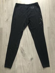 2XU Black Run Compression Sports Active Wear Tights Leggings Men's Size L RRP£80
