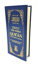 The Noble Quran  in the English Language - Darussalam (Long Size Blue PB)