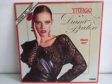"""MAXI 12"""" DIANA BARTON Tango 8619"""