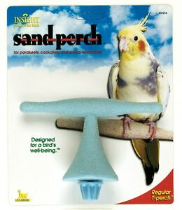 JW Pet Insight T Perch Regular  Free Shipping