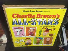 Charlie Brown's All-Stars vinyl LP EX 1978 in Shrink Charles M. Schulz