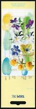 ESTONIA MNH 2004 Flowers Booklet
