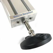 4080 Aluminum Base Plate Connection Plate  / Aluminum Profile Extrusion (2 Pcs)