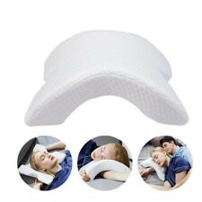 U-Shaped Pillow Sleeping with Hollow Design for Arm Rest Pillow for Couple