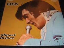 ELVIS PRESLEY ALMOST IN LOVE VINTAGE LP RECORD ALBUM STILL SEALED CANADA OOP