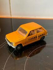 Corgi Renault 5 TS R5 orange