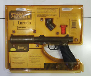 Vintage 1990s WINCHESTER PAINTBALL GUN Laredo Model 89 NEW Blister UNOPENED