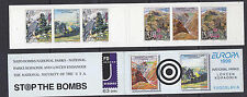 Europa 1999 Yugoslavia booklet strip 2x2v+label ** mnh