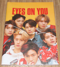 GOT7 Eyes On You ON VER. K-POP CD + 3 PHOTOCARD + LOOKBOOK + POSTER IN TUBE CASE