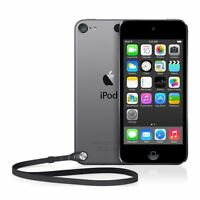 Apple iPod Touch 5th Generation Space Grey / Black (16GB) - Wi-Fi + Bluetooth