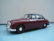 Corgi? Classic Jaguar Mark II Car Maroon/Black Inspector Morse TV Reg: 248RPA