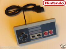 2x Classic Nintendo Nes System Console Controller 8-Bit 6FT Retro Control Pad