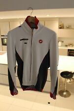 Castelli Espresso Winter Jacket Large