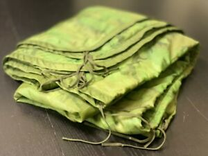 "US Army Original Vietnam War Vintage Soft Jungle Camo ""Poncho Liner"" 60"" X 80"""