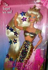 Barbie Jewel Hair Mermaid Blond 14586 sirena