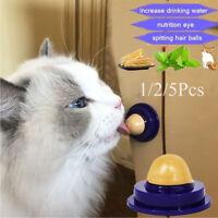 Healthy Solid Licking Cat Energy Ball Catnip Sugar Pet Food Kitten Snacks