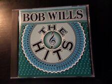 CD ALBUM - BOB WILLS - THE HITS