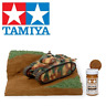 Tamiya 87108 Texture Paint Soil Brown Diorama Paint Modeling
