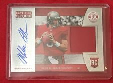 2013 Totally Certified Mike Glennon Rookie Auto And Jersey #139/149