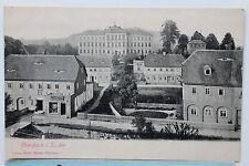 10196 AK Ebersbach Buchbinderei Papierhandel Wauer 1902