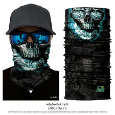 SKULL Cycling Motorcycle Neck Tube Ski Scarf Face Mask Balaclava Halloween Party