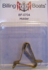 Billing BOATS Accessorio bf-0704 - 2 x 25 mm x 32 mm in OTTONE Prop shaft holder NUOVO PK