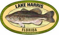 Nickajack Lake Sticker Largemouth Bass Fishing Decal GUARANTEED 3 years no fade