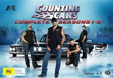 Counting Cars : Season 1-5 (DVD, 2017, 20-Disc Set)