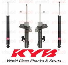 KYB 4 STRUTS SHOCKS VOLVO V40 S40 C70 V50 334842 334843 343419