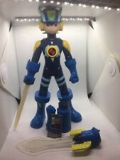 Mega Man NT Warrior Cross Fusion Figure