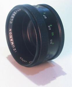 Izumanon Close-Up Zoom Attachment Lens 52mm