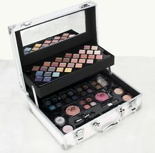 Carry All Trunk Makeup Kit-Gift Set in Snake Pastel by Ver Beauty