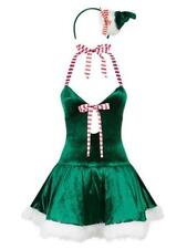 Christmas Elf Costume Ann Summers Fancy Dress St Patricks Day XXXL Size 28-30