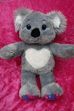 "Build a Bear Workshop ~ Cody Simpson Koala ~ 17"" Juguete de Felpa Suave"