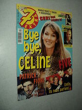 7 EXTRA 99/12 (24/3/99) PATRICK FIORI LARUSSO CELINE DION FIVE RONAN KEATING