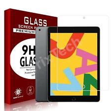 """2020 New Apple iPad 10.2"""" 8th Generation Tempered Glass Film Screen Protector UK"""
