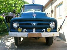 camion frord f500 oldtimer 1953