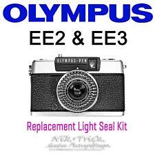Kit de sello de luz de reemplazo ~ Olimpo PEN EE2 y EE3 ~ suficiente para cámaras 2x