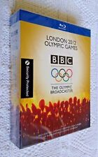 LONDON 2012 OLYMPIC GAMES - THE OLYMPIC BROADCASTER-BBC (BLU-RAY, 5-DISC BOX SET