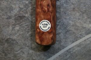 ADR147 Hand Spliced Professional Snooker or Pool Cue - superb