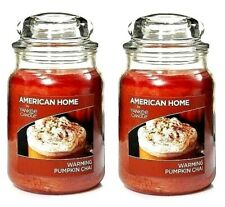 American Home YANKEE Candle WARMING PUMPKIN CHAI Spice Food Fragrance SCENT Lot