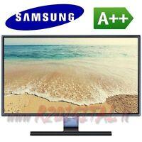 "TV SAMSUNG DEL 24"" T24E390 NEW FULL HD DVB-T MONITOR USB MKV DVD DiVX"