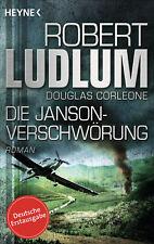 Robert Ludlum, Douglas Corleone - Die Janson-Verschwörung: Roman (JANSON-Serie 4