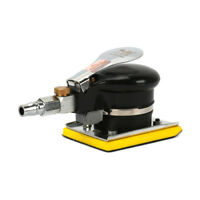 Pneumatic Square Air Sander Grinder Polisher Machine for Polishing Wood 10000RPM