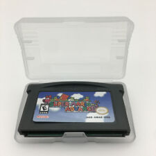 GBA Super Mario Advance Game Video Cartridge for GBM,GBA,GBA SP,NDS,NDSL Console